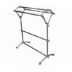 Elements of Design Vintage Free Standing Pedestal Y-Type Towel Rack