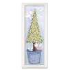 <strong>Bird Topiary Giclee Framed Art</strong> by Doodlefish