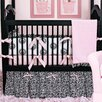 Amore 3 Piece Crib Bedding Set