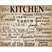 Magic Slice Simple Speak Kitchen Cutting Board