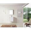 """Virtu Zuri 24"""" Single Bathroom Vanity Set"""