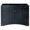 "Virtu Elise 47"" Bathroom Vanity Cabinet"