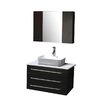 "Virtu Ivy 32"" Bathroom Vanity Set with Single Sink"