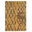 Linon Rugs Moroccan Marrakesh Camel/Brown Rug