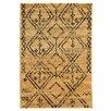 Linon Rugs Moroccan Fes Camel/Brown Rug