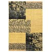<strong>Elegance Napa Patchwork Cream Rug</strong> by Linon Rugs