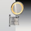 Windisch by Nameeks Incandescent Light 3X Magnifying Mirror