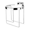 <strong>BloQ Wall Mounted Spare Double Toilet Paper Holder</strong> by Geesa by Nameeks