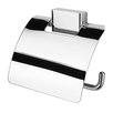 <strong>BloQ Wall Mounted Toilet Paper Holder</strong> by Geesa by Nameeks