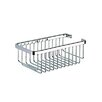 Basket Large Bottle / Sponge Holder in Chrome