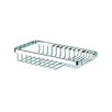 Geesa by Nameeks Basket Large Soap / Sponge Holder in Chrome