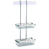<strong>Geesa by Nameeks</strong> Basket Double Shower Basket in Chrome