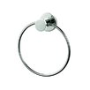 <strong>Geesa by Nameeks</strong> Circles Wall Mounted Towel Ring in Chrome