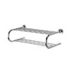 "<strong>Geesa by Nameeks</strong> Luna 25.2"" Bath Towel Shelf in Chrome"