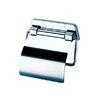 <strong>Geesa by Nameeks</strong> Standard Hotel Toilet Paper Holder with Cover in Chrome