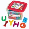 Educational Insights Jumbo Uppercase AlphaMagnets - Multicolored