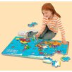<strong>World Foam Map Puzzle</strong> by Educational Insights