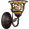 <strong>Landmark Lighting</strong> Latham 1 Light Wall Sconce