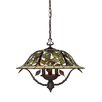 Landmark Lighting Latham 3 Light Mini Chandelier