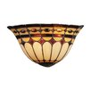 Landmark Lighting Diamond Ring 2 Light Wall Sconce