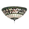 <strong>English Ivy 2 Light Fan Kit / Ceiling Mount</strong> by Landmark Lighting