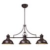 <strong>Chadwick 3 Light Kitchen Island Pendant</strong> by Landmark Lighting