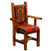 <strong>Artisan Barnwood Arm Chair</strong> by Fireside Lodge