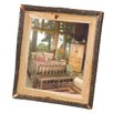<strong>Hickory Log Wall Mirror</strong> by Fireside Lodge