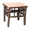 <strong>Hickory Open End Table</strong> by Fireside Lodge