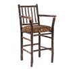 """<strong>Fireside Lodge</strong> Hickory 24"""" Bar Stool"""