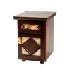 <strong>Fireside Lodge</strong> Adirondack 1 Drawer Nightstand