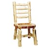 Traditional Cedar Log Side Chair