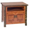 "Fireside Lodge Hickory 36"" TV Stand"