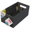 Rubbermaid Medium Stitched Lombard Bento Storage Box