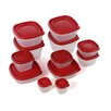 Rubbermaid 24 Piece Easy Find Lid Set