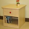 Berg Furniture Sierra 1 Drawer Nightstand