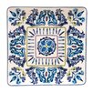 Certified International Mood Indigo Square Platter
