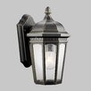<strong>Courtyard Outdoor Wall Lantern</strong> by Kichler