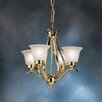 <strong>Dover 4 Light Chandelette</strong> by Kichler