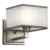 Kichler Kailey 1 Light Wall Sconce
