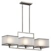 Kichler Kailey 3 Light Kitchen Island Pendant