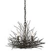 Kichler Organique 3 Light Mini Chandelier