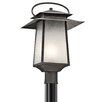 Kichler Woodland Lake 1 Light Outdoor Post Lantern