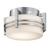 <strong>Pacific Edge 1 Light Outdoor Flush Mount</strong> by Kichler