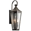 Kichler Rochdale 2 Light Outdoor Wall Sconce