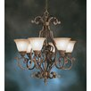 Larissa 6 Light Indoor Chandelier