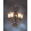 Kichler Larissa 5 Light Indoor Chandelette