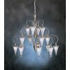 <strong>Kichler</strong> Raindrops 16 Light Chandelier