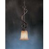 High Country 1 Light Mini Pendant