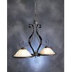 Kichler High Country 2 Light Incandescent Pendant